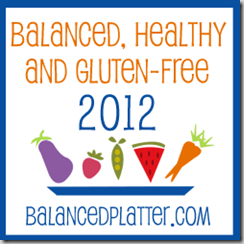 Balanced Healthy and Gluten Free 250x250