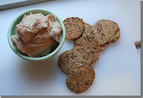 Photo 2 Lemony Black eyed pea hummus