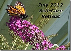 Self-Care 2012 Badge