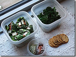 Wraps and two dips lunchbox 006
