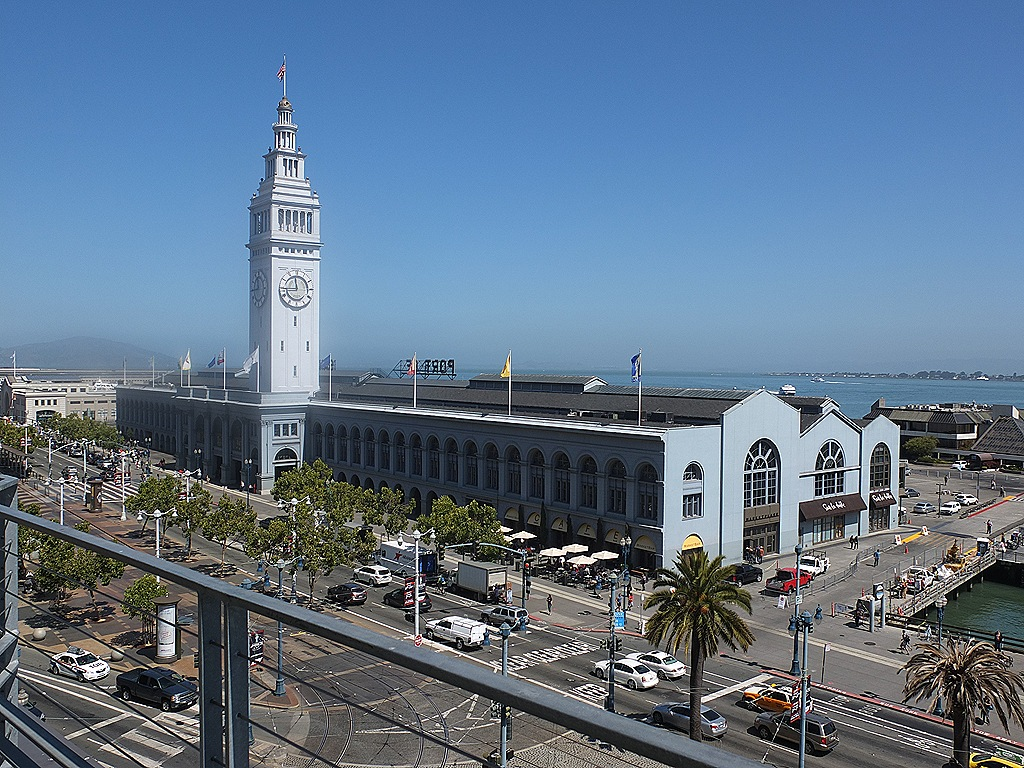 Restaurants Near San Francisco Ferry Building